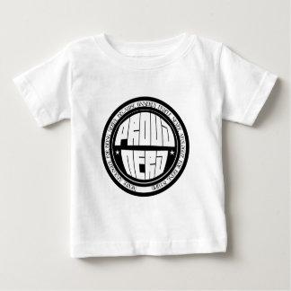 Proud nerd baby t-shirt