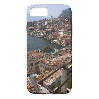 Provinz Italiens, Brescia, Limone sul Garda. Stadt iPhone 8/7 Hülle