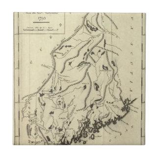 Provinz von Maine Keramikfliese