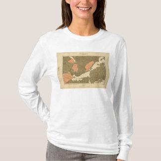 Provinz von Neuschottland-Insel von Kap-Bretonen 2 T-Shirt