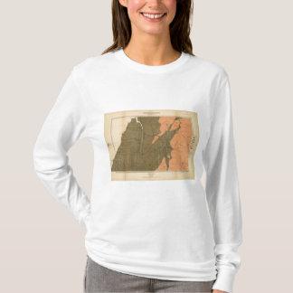 Provinz von Neuschottland-Insel von Kap-Bretonen 3 T-Shirt