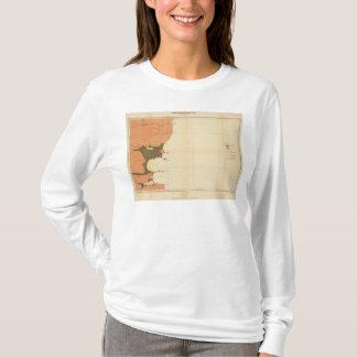Provinz von Neuschottland-Insel von Kap-Bretonen 4 T-Shirt