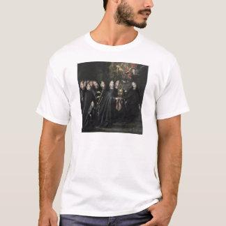 Prozession von St. Clare mit dem heiligen T-Shirt
