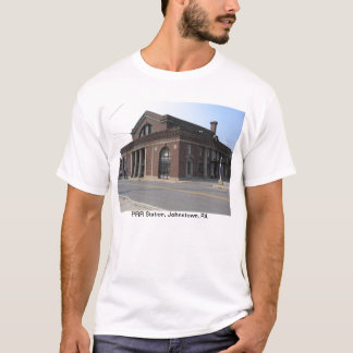 PRR Station, Johnstown, PA T-Shirt
