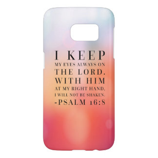 Psalm-16:8 Bibel-Zitat