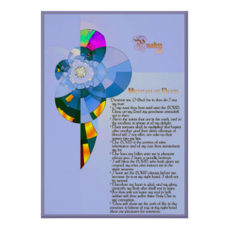Psalm 16. poster