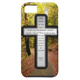 Psalm-27:1 Etui Fürs iPhone 5