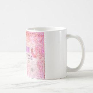 Psalm-46:1 - aufmunternder Vers der Bibel-3 Kaffeetasse