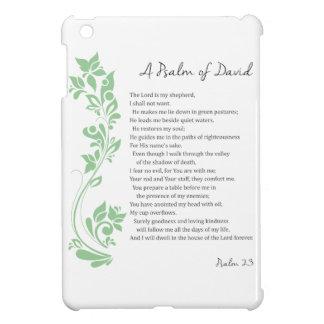 Psalm von David der Lord ist mein iPad Mini Hülle