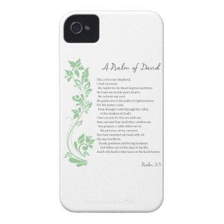 Psalm von David der Lord ist mein iPhone 4 Hülle