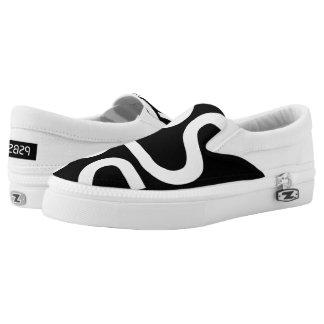 PSBS - Zipz Beleg auf Schuhen Slip-On Sneaker