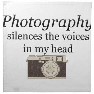 pstvimhPhotography bringt die Stimmen in meinem Stoffserviette