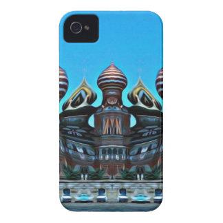 Psycgedelic Moskau Case-Mate iPhone 4 Hüllen