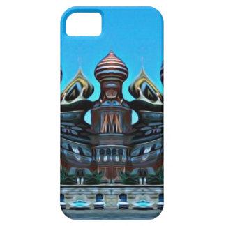 Psycgedelic Moskau Etui Fürs iPhone 5
