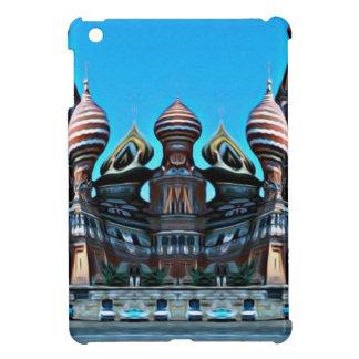 Psycgedelic Moskau iPad Mini Hülle