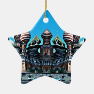 Psycgedelic Moskau Keramik Ornament