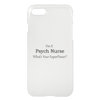 Psych Krankenschwester iPhone 8/7 Hülle