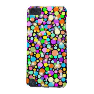 Psychedelische Farbbereiche iPod Touch 5G Hülle