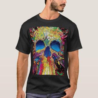 Psychedelischer Effekt T-Shirt