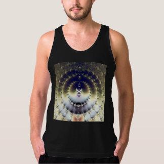 Psychedelischer Sun Tank Top