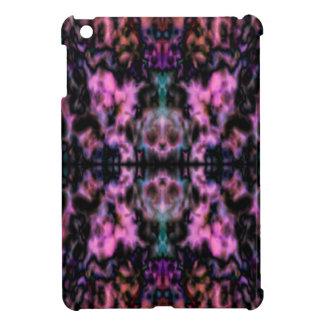 Psychedelisches Kaleidoskopmuster iPad Mini Hülle