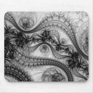 Psychedelisches Mousepad