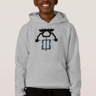 Psychen-Schalter Hoodie