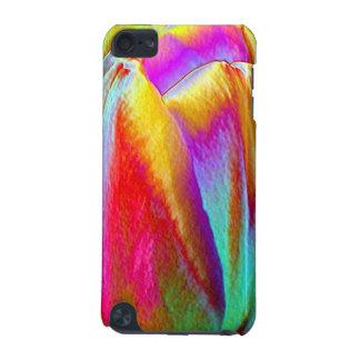 Psychetulip Regenbogen/buntes iPod Touch 5G Hülle