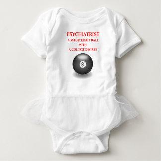 Psychiater Baby Strampler