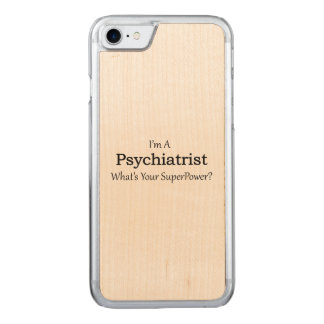 Psychiater Carved iPhone 8/7 Hülle