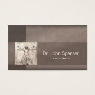 Psychiaters-Doktor Visitenkarte