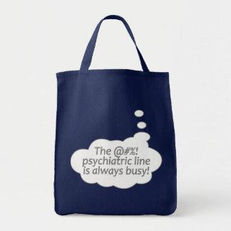 Psychiatrische Linie kundenspezifische Tasche -