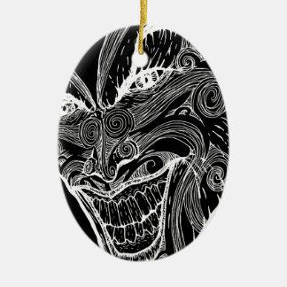 Psychisch Keramik Ornament