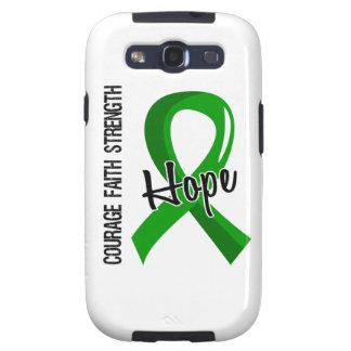 Psychische Gesundheiten der Mut-Glauben-Hoffnungs- Samsung Galaxy S3 Hülle