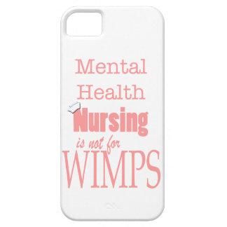 Psychische Gesundheiten Krankenpflege-Nicht für Barely There iPhone 5 Hülle