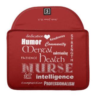Psychische Gesundheiten MacBook Pro Sleeve