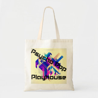 Psychische Pop-Schauspielhaus-Fahnen-Tasche Tragetasche