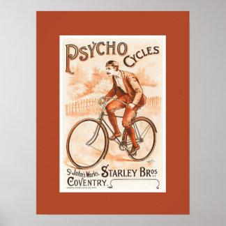 Psychischen Zyklen ~ Johannes Arbeiten ~ Coventry  Poster