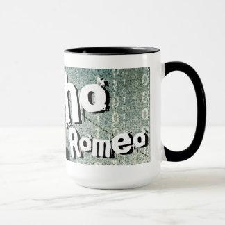 Psychischer Romeo 15 Unze. Verpackungs-Tasse Tasse