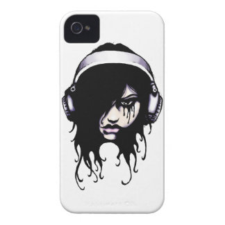 Psychisches Muse Case-Mate iPhone 4 Hüllen