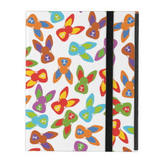 Psychisches Ostern-Muster bunt iPad Hüllen