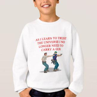 psychisches Sprichwort des neuen Alters Sweatshirt