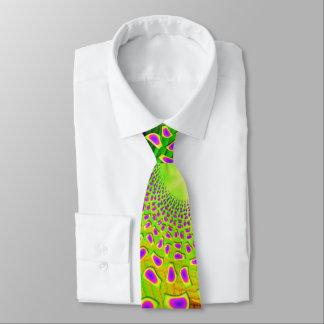 PsychoBerries 3d Glas-Fraktal Individuelle Krawatte