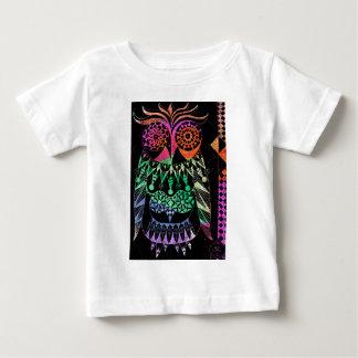 Psychodelic Owl Baby T-shirt
