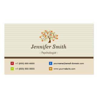 Visitenkarten für Psychologen