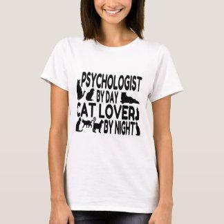 Psychologe-Katzen-Liebhaber T-Shirt
