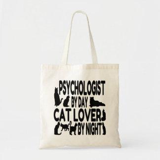 Psychologe-Liebe-Katzen Tragetasche