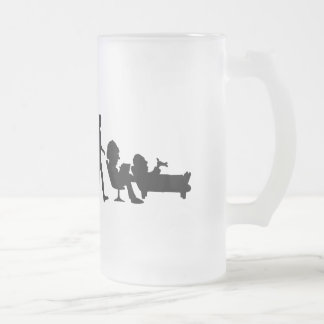 Psychologe-Psychiaters-Therapeut-Geschenke Matte Glastasse