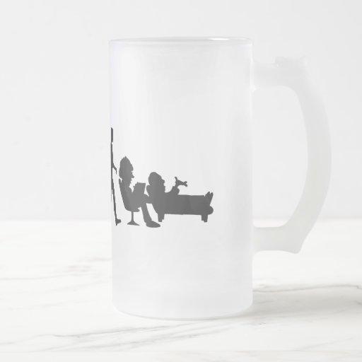 Psychologe-Psychiaters-Therapeut-Geschenke Kaffee Tassen