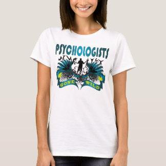 Psychologen wild gegangen T-Shirt